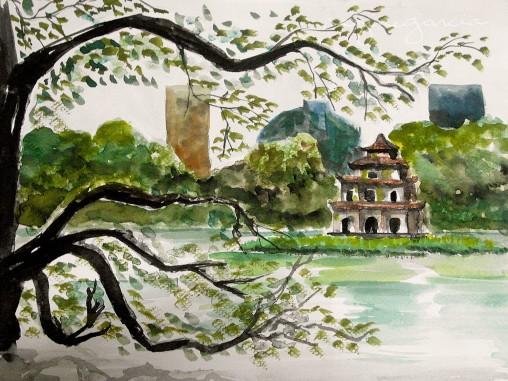 hanoi lake ww-min