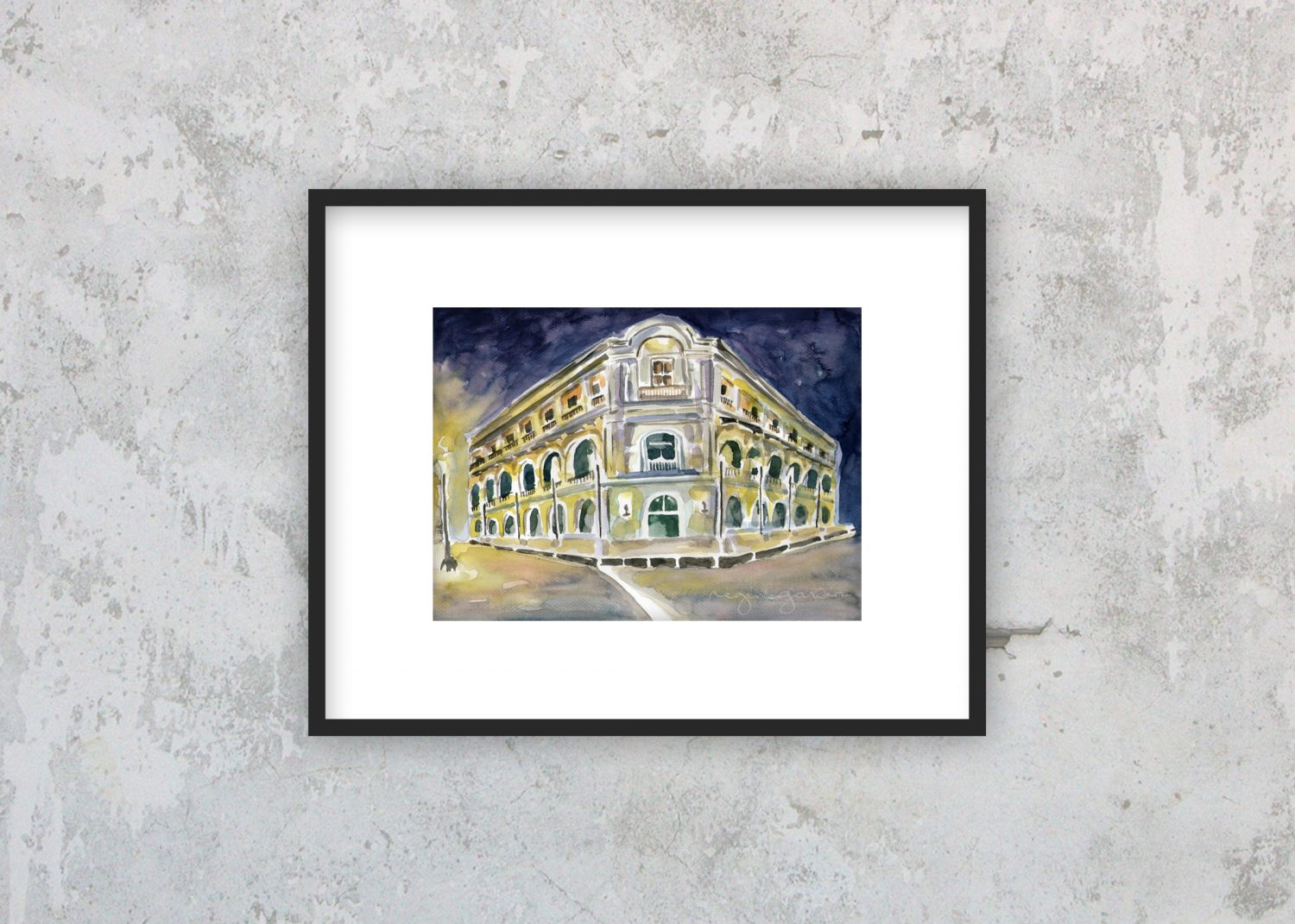 The International Hotel in Calle Real