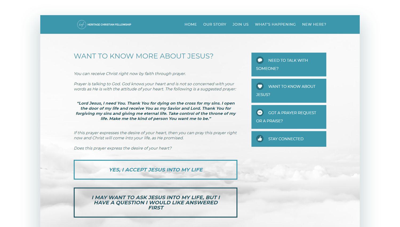 hcf website